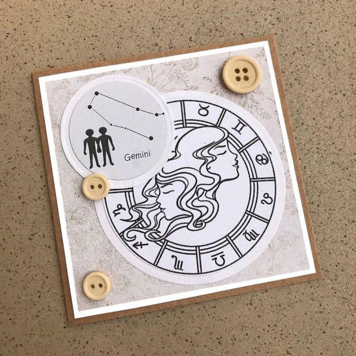 Znaki Zodiaku - Bliźnięta