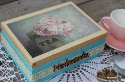 Romantyczna herbatnica, prezent