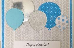 Kartka z okazji Urodzin #001UCH