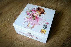 Pudełko na skarby dla młodej damy