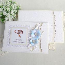 Kartka w pudełku z okazji Ślubów Zakonnych 34