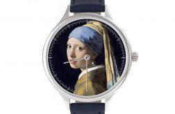 """Zegarek Art """"Dziewczyna z perłą"""""""