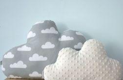Komplet 2 poduszek chmurek .