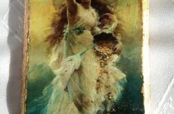 Anioł obfitości - obrazek