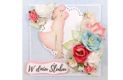 Kartka na ślub - #637