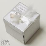 DUŻY box z niespodzianką ślub EBS067 - exploding box ślubny