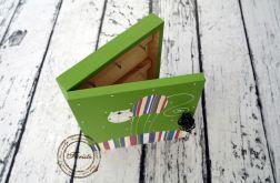 pudełko na klucze z kotkiem1