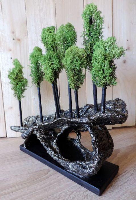 Las w domu - Chrobotek norweski i rzeźba Eko -