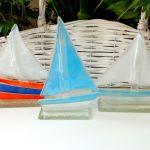 Jacht ze szkła - 1