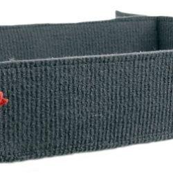 SwS tekstylny koszyczek na chleb, owoce itp.
