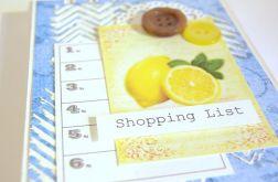 Shopping List Cytryna