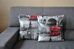 Poszewka dekoracyjna - Londyn