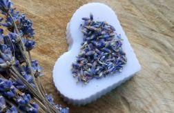 10 x Mydło serce upominki dla gości weselnych