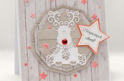 Kartka świąteczna KBN18016