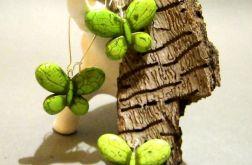 Motyle, motylki.... zielone
