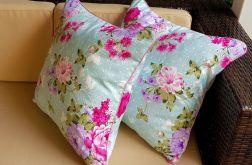 Poduszka Shabby Chic Angielskie róże 50cm