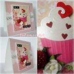 Walentynki - Miłosna babeczka