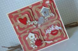 Kartka Walentynkowa (022)