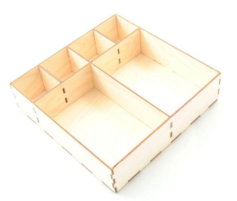 ECO Organizer do szuflady EBRO 6 przegródek