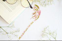 Zakładka do książki motyl - flora