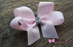 Momilio spinka  różowa kokarda
