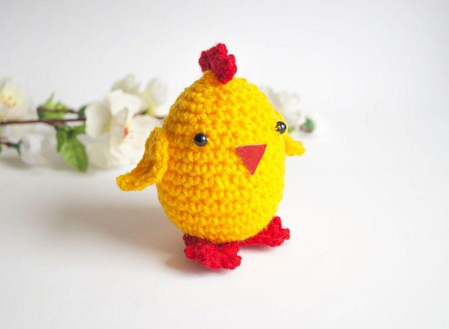 Kurczaczek wielkanocny