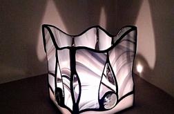 Lampion Głęboki Oddech Tiffany
