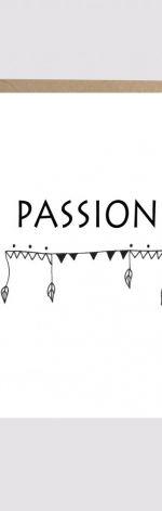 Kartka Passion