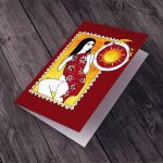 Najpiękniejsze Życzenia... karteczka -