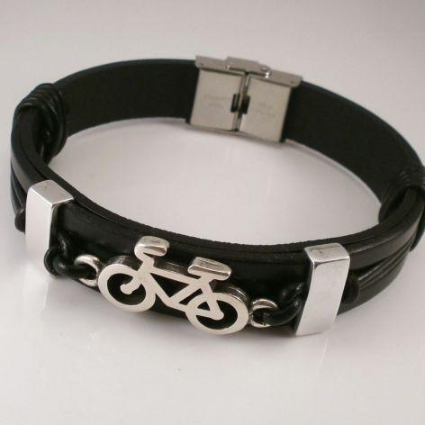 Bransoletka dla rowerzysty