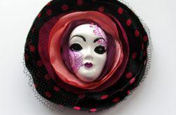 Broszka z kolekcji Masquerade - Laura