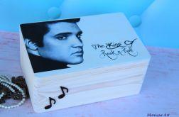Kufer dla miłośnika muzyki, Elvis Presley