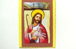 Kartka z Panem Jezusem (w nr 18)