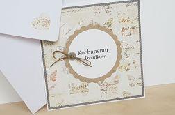 KARTKA Kochanemu Dziadkowi