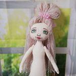Maileg doll, miękka lalka, cotton dolls