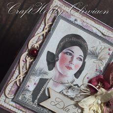 Na Dzień Babci - w stylu vintage