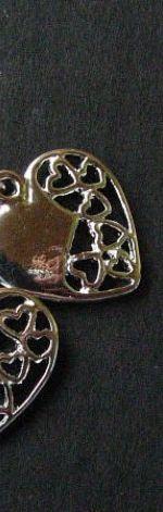 Perłowe serca dwa