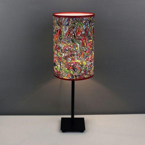 Inspirująca lampa stojąca cIĄGŁE pOSZUKIWANIE