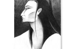Portret - plakat A3