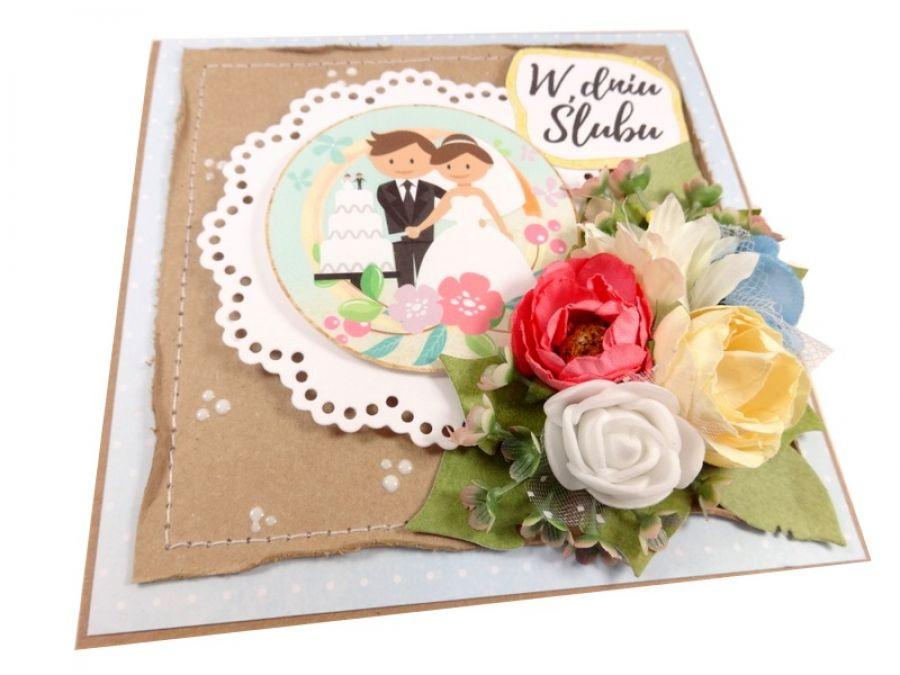 kartka ślubna  #566