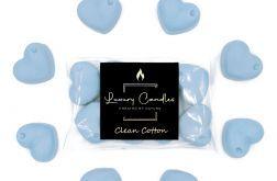 Clean Cotton - wosk sojowy zapachowy
