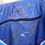 SWS TOREBKI Duża, modna torebka na zimę - Torba wewnątrz - kieszeń większa na suwak