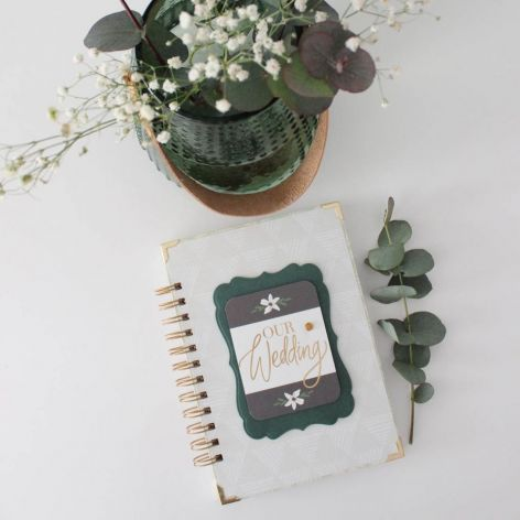 Planer ślubny - Our Wedding