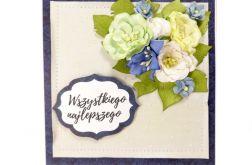 Kartka na ślub lub urodziny/imieniny - #695