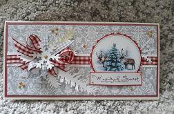 Kartka świąteczna, Boże Narodzenie 1