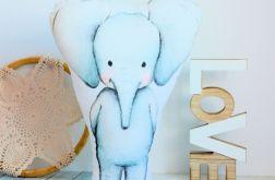 Poduszka - zabawka - słonik