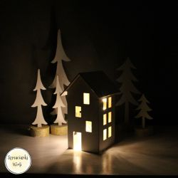 Domek lampion 1