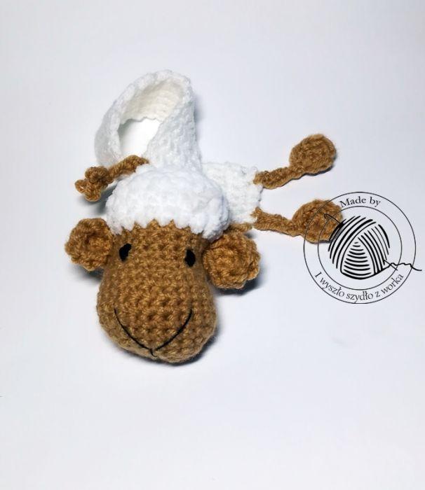 Owieczka - zakłądka do książki