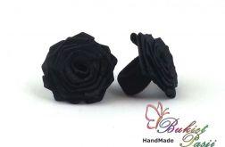 Gumki czarne do włosów