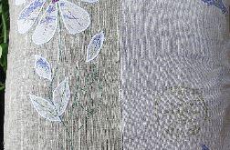 Poszewka na poduszkę Lawenda aplikacja 40 cm x 40 cm